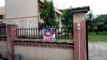1100sqm, C of O, with an Old Duplex on a Close, Behind Sigma Apartments, Jabi, Abuja, Detached Duplex for Sale