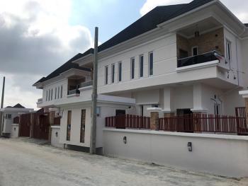 4 Bedroom Duplex with a Bq, Thomas Estate, Ajah, Lagos, Semi-detached Duplex for Sale
