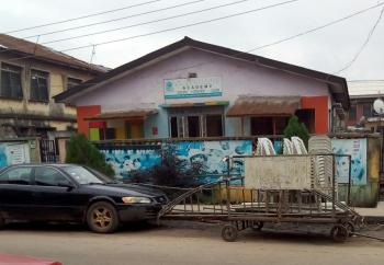 Bungalow and Storey Building Flat, Post Office Road, Mushin, Lagos, Block of Flats for Sale