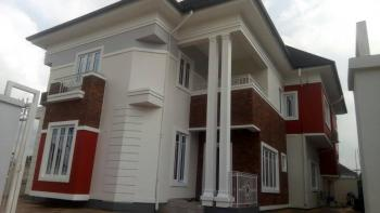5 Bedroom Duplex with Self Contained Bq, Pearl Garden Estate, By Shell Cooperative, By Eliozu Road, Obio-akpor, Rivers, Semi-detached Duplex for Sale