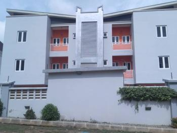 a Block of Serviced Three Bedroom with a Room B/q, Swimming Pool, Gas Cooker, Washing Machine, and Standby Generator, Asokoro District, Abuja, Mini Flat for Rent