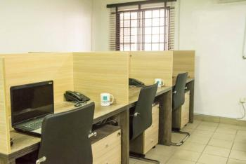Beautifully Designed Shared Office Spaces with Desk Space, Internet Access, Meting Room, Daily Refreshment and Front Desk Services, 25 Mbonu Street, D-line, Port Harcourt, Rivers, Office Space for Rent