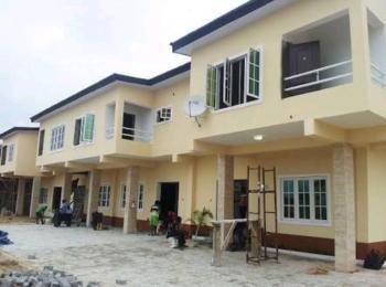 3 Bedroom Duplex in Fully Serviced Estate (in Ajah for 18m, Phase 5, Lekki Gardens Estate, Ajah, Lagos, Terraced Duplex for Sale