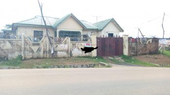 2 Units of 2 Bedroom & 2 Units of 1 Bedroom Flat on 800sqm, Strategic Location, Close to Fo1, Kubwa, Abuja, Detached Bungalow for Sale