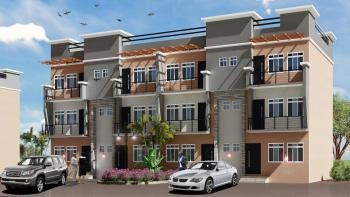Luxury 5 Bedroom Terrace Duplex, By Gilmore, Adjacent The Katampe Extension Bridge, Katampe Extension, Katampe, Abuja, Terraced Duplex for Sale