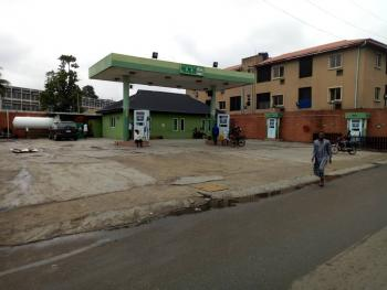 a Filling Station on a 1000sqm Plot of Land with 4 Pumps and a Gas Section on Commercial/motorable Area, Ishaga Road, Idi Araba, Surulere, Lagos, Filling Station for Sale