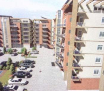 New 30 Nos 3 Bedroom Flat with Bq, Near Apo Legislative Quarters, Gaduwa, Abuja, Flat for Sale