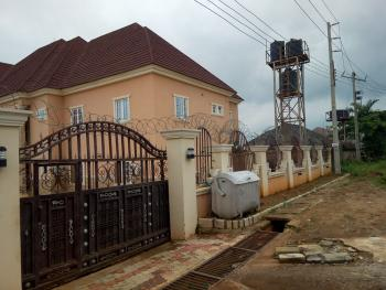 Clean and Spacious 2 Bedroom Apartment, Katampe Junction Road, Mpape, Abuja, Flat for Rent