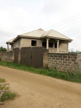 Uncompleted Building: a 3 Bedroom Flat, Ibafo, Ogun, Block of Flats for Sale