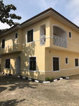 Lovely Newly Built One Bedroom Apartment, House 12 Laguna Street, Sangotedo, Ajah, Lagos, Self Contained (single Rooms) for Rent