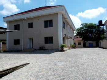 10 Bedroom Duplex with 5 Rooms Bq, Good for Corporate Office, Off Gana Street, Maitama District, Abuja, Detached Duplex for Rent