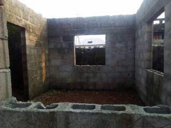Uncompleted 3 Bedroom Bungalow, Iba Housing Estate, Iba, Ojo, Lagos, Detached Bungalow for Sale