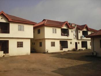 2 Blocks of 4 Units of 2 Bedroom Apartments, Dominion Street, Benjah, Sango Ota, Ogun, Block of Flats for Sale