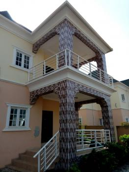 Newly Built 4 Bedrooms Duplex with Space for Bq Within an Estate, After Charlie Boy, Gwarinpa Estate, Gwarinpa, Abuja, Semi-detached Duplex for Sale