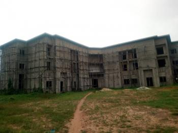 65% Completed 2 Floors Consisting of 48 Rooms Hotel Building, Along Porthacourt Road, New Owerri, Owerri, Imo, Hotel / Guest House for Sale