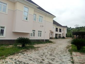 Serviced 4 Bedroom Terrace Duplex with a Room Bq, Life Camp, Gwarinpa, Abuja, Terraced Duplex for Rent