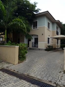 4-bedrooms, 2 Sitting Rooms + Bq (24hrs Electricity), Wuse 2, Abuja, Semi-detached Duplex for Rent