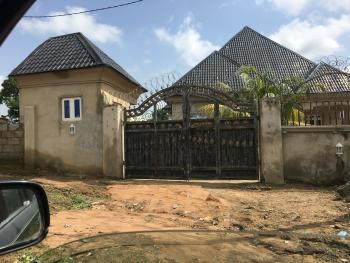 3 Bedroom  Bungalow with 2 Self Contained Bq, Lugbe District, Abuja, Detached Bungalow for Sale