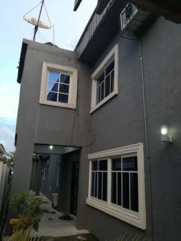 Give Away Deal!!!!   Beautiful 5 Bedroom Terrace Building with 2 Bedroom Bq, 5th Avenue, Ojo, Lagos, Terraced Duplex for Sale
