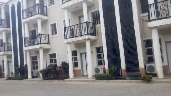 Nicely Finished 3 Bedroom Serviced Terrace Duplex with Bq, Ideally for Expatriates, Diplomat, Wuse 2, Abuja, House for Rent