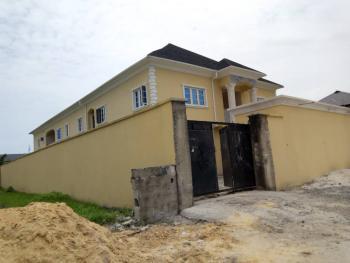 5 Bedroom Duplex + 4nos of 3 Bedroom Flat, Majek Bus Stop, Beside Lufasi Park, Sangotedo, Ajah, Lagos, Semi-detached Duplex for Sale