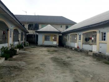 12 Nos. Self-contained Apartments on One and Half Plot of Land, Eneka Rd, Port Harcourt, Rivers, Self Contained (single Rooms) for Sale