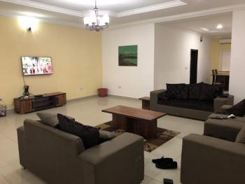 Luxurious & Furnished 3 Bedroom Flat, Updc Close, Off Elf Bus Stop, Right Hand Side, Lekki Phase 1, Lekki, Lagos, Flat for Rent