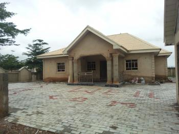 3 Bedroom Detached Bungalow at 80% Completion and Work Ongoing, Estate Is Located Less Than 5 Minutes After Ebeano Supermarket/ Just Off The Sunnyvale-lokogoma Link Road, Gaduwa, Abuja, Detached Bungalow for Sale