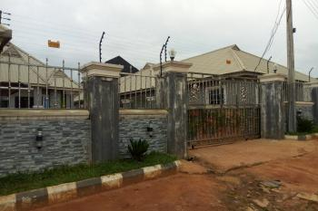 Newly Built 3blocks of Flat, with an Ensuite 4bedroom Bungalow,all in a Compound., Winners Chapel Rd, Benin-sapele Road., Benin, Oredo, Edo, Block of Flats for Sale