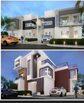 5 Bedroom + 1 Room Bq with C of O, Mabuchi, Abuja, Detached Duplex for Sale