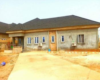 Newly Built 3 Bedrooms Bungalow, with Nice Interior, Ogba Community, Airport Rd, Benin, Oredo, Edo, Detached Bungalow for Sale