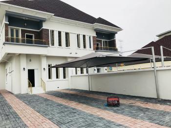 Four Bedroom Semi Detached House with Bq, Thomas Estate, Ajah, Lagos, Semi-detached Duplex for Sale