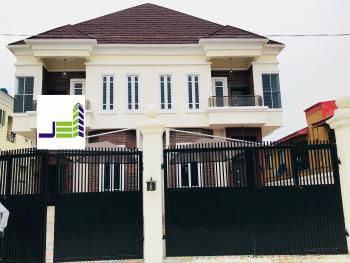 Five Bedroom Semi Detached House with Bq, Thomas Estate, Ajah, Lagos, Semi-detached Duplex for Sale