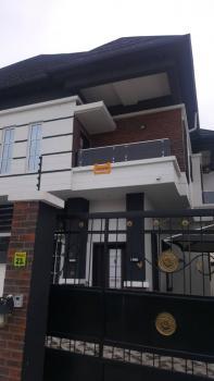 4 Bedroom Duplex with Bq, Chevron Drive,, Lekki, Lagos, Semi-detached Duplex for Rent
