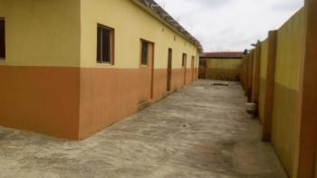Eight (8) Nos of Room on a Plot of Land, Ilo Awela Road, Toll Gate, Sango Ota, Ogun, Factory for Rent