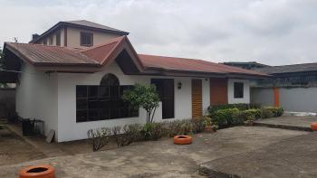 Commercial Property Comprising 700 Sqm of Land with a Back 2 Bedroom Bungalow, Coker Road, Ilupeju Estate, Ilupeju, Lagos, Office Space for Rent