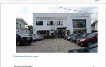 Detached Office Block on 2 Floors + Rear Bungalow, Sanusi Fafunwa Street, Victoria Island (vi), Lagos, Flat for Sale