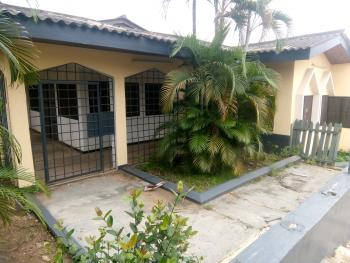 Neat and Ambient 2-bedroom Bungalow with 1-bedroom Boys Quarter for Expatriates and Company Executives, Alalubosa, Ibadan, Oyo, Detached Bungalow for Rent
