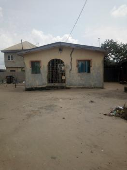 2 Bedroom Bungalow on Half Plot of Land, Ayetoro Town, Off Lagos Badagry Expressway, Ojo, Lagos, Detached Bungalow for Sale