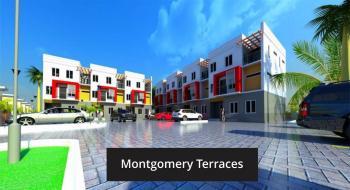4 Bedroom Terrace Triplex Duplex, Sangotedo, Ajah, Lagos, Terraced Duplex for Sale