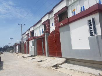 Luxury Brand New 4 Detached Duplex, After Chevron Toll Gate, Lekki, Lagos, Semi-detached Duplex for Sale