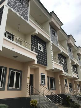 Luxury 4 Bedroom Terrace Duplex, Guzape District, Abuja, Terraced Duplex for Sale