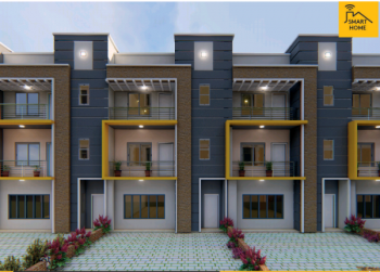 5 Bedroom + 1 Bedroom Bq, Plot 903, Jahi, Abuja, Terraced Duplex for Sale