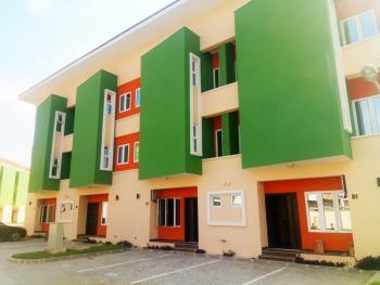 Three Bedroom Terrace Duplex + Bq, Angels, Agungi, Lekki, Lagos, Terraced Duplex for Rent