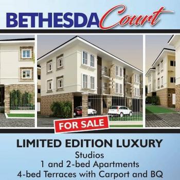 Studio, One, Two Bedroom Flat and 4bedroom Terrace Duplex, Lekki One, Oniru, Victoria Island (vi), Lagos, Mini Flat for Sale