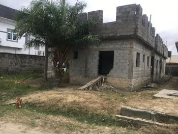 4 Nos 3 Bedroom Flat House on a Plot, Miracle Avenue, Sangotedo, Ajah, Lagos, Block of Flats for Sale