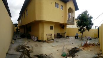 Newly Built 3 in a Compound 2 Bedroom Flat, Ajoke Street, Iwaya, Yaba, Lagos, Flat for Rent