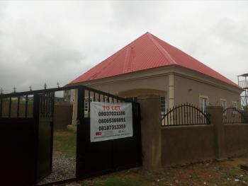 Brand New 3 Bedroom Bungalow, Imo Street, Phase 2, Trademoore Estate, Lugbe District, Abuja, Detached Bungalow for Rent