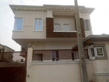 4 Bedroom Duplex  with Bq in an Estate, Off Chevron Drive for N45m, Off Chevron Drive, Lekki, Lagos, Semi-detached Duplex for Sale