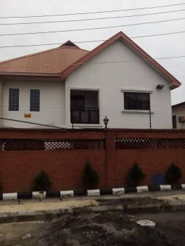 Spacious 4 Bedroom Semi Detached Duplex + Bq, Agungi, Lekki, Lagos, Semi-detached Duplex for Rent